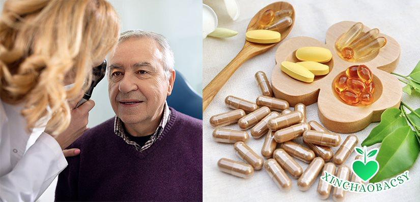 Tư vấn cách chọn thuốc bổ mắt cho người già tốt nhất